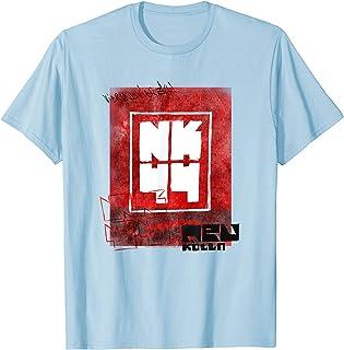 Adult Swim 4BLOCKS Red Neu Kolln T-Shirt