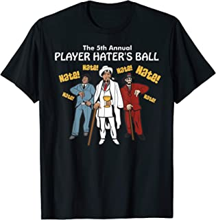 The 5th Annual Player Haters Ball T-Shirt