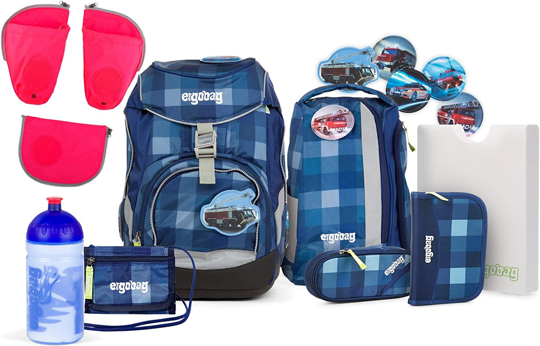 Ergobag Pack KaroalaBär KaroalaBär KaroalaBär Schulrucksack Set 9tlg. B076VH2PLJ | Attraktive Mode  3829e8