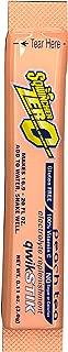Sqwincher ZERO Qwik Stik -Sugar Free Electrolyte Powdered Beverage Mix, Peach Tea 060104-PT (Pack of 50)