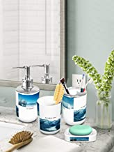 Story at Home Bathroom Accessories, Multi-Colour, 13 x 13 cm, BS1111, 2 Pieces
