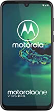 Motorola One Vision Plus, 4GB RAM, 128GB ROM, Dual SIM - Cosmic Blue - 1 Year Brand Warranty
