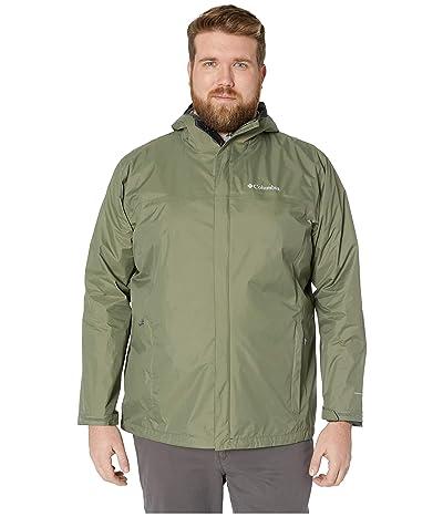 Columbia Big Tall Watertighttm II Jacket (Cypress/Shark) Men