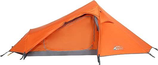 BORA 200 - 2 Person Tunnel Tent - LIGHTWEIGHT TECHNICAL TENT- 2 person TREKKING tent.
