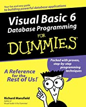 Visual Basic 6 Database Prog For Dummies
