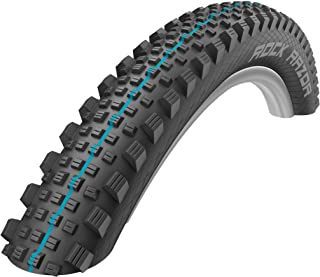 SCHWALBE Rock Razor Addix Folding Addix Speedgrip Snakeskin 67TPI 23-50PSI 740g Tire, Black, 29
