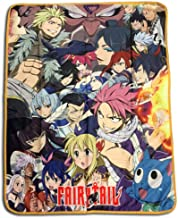 Fairy Tail Gajeel and Pantherlily coral fleece throw blanket blankets 150x120cm