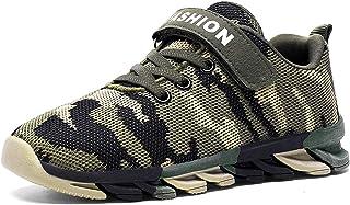 Zapatillas de Deporte Niños Niña Zapatos de Gimnasia Niñas Pequeñas Running Zapatos Deportivos Trainers Kids
