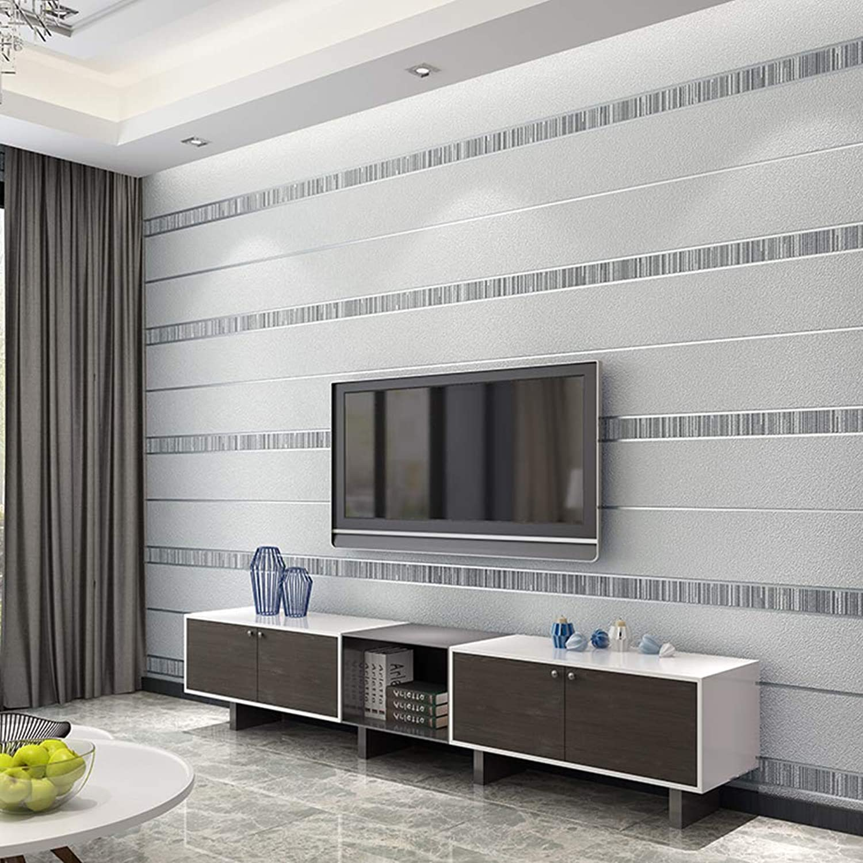 UbenHK77208 Modern Minimalist Wallpaper Living Room Bedroom TV Background Wall NonWoven Wallpaper