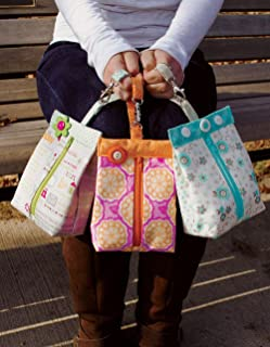 Suzy's Sack: A Sewing Pattern for Sack Bags