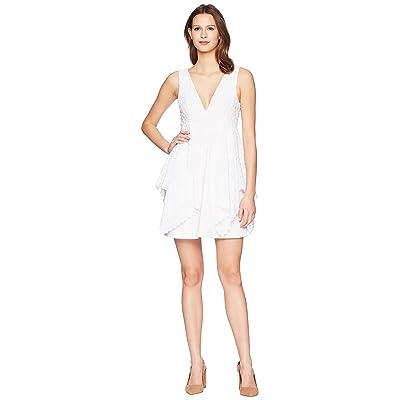 ZAC Zac Posen Prim Dress (White) Women