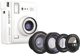 Lomography Lomo'Instant Automat Bora Bora & Lenses - Instant Film Camera