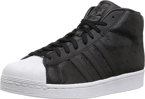 Adidas Adidas Adidas Originals Wohommes Pro Model FonctionneHommest chaussures, noir blanc, (8.5 M US) 507
