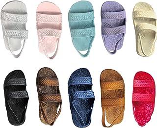 J-Slips Toddler Hawaiian Jesus Sandals w/Back Strap