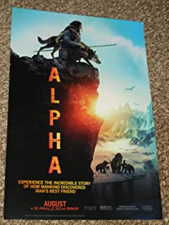 Best alpha movie poster 2018 Reviews