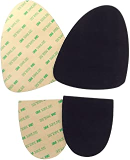 Stick-on Suede Soles with industrial-strength adhesive backing. Resole old dance shoes or turn sneakers into perfect dance...