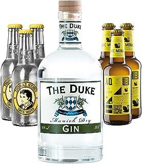 The Duke Gin a 0,7l& 3 x Thomas Henry a200ml  3 xAqua Monaco a 230ml inc. 0,90€ MEHRWEG Pfand