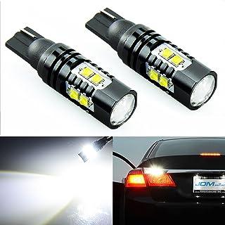 JDM ASTAR Super Bright Max 50W High Power 912 921 White LED Bulb For Backup Reverse Lights