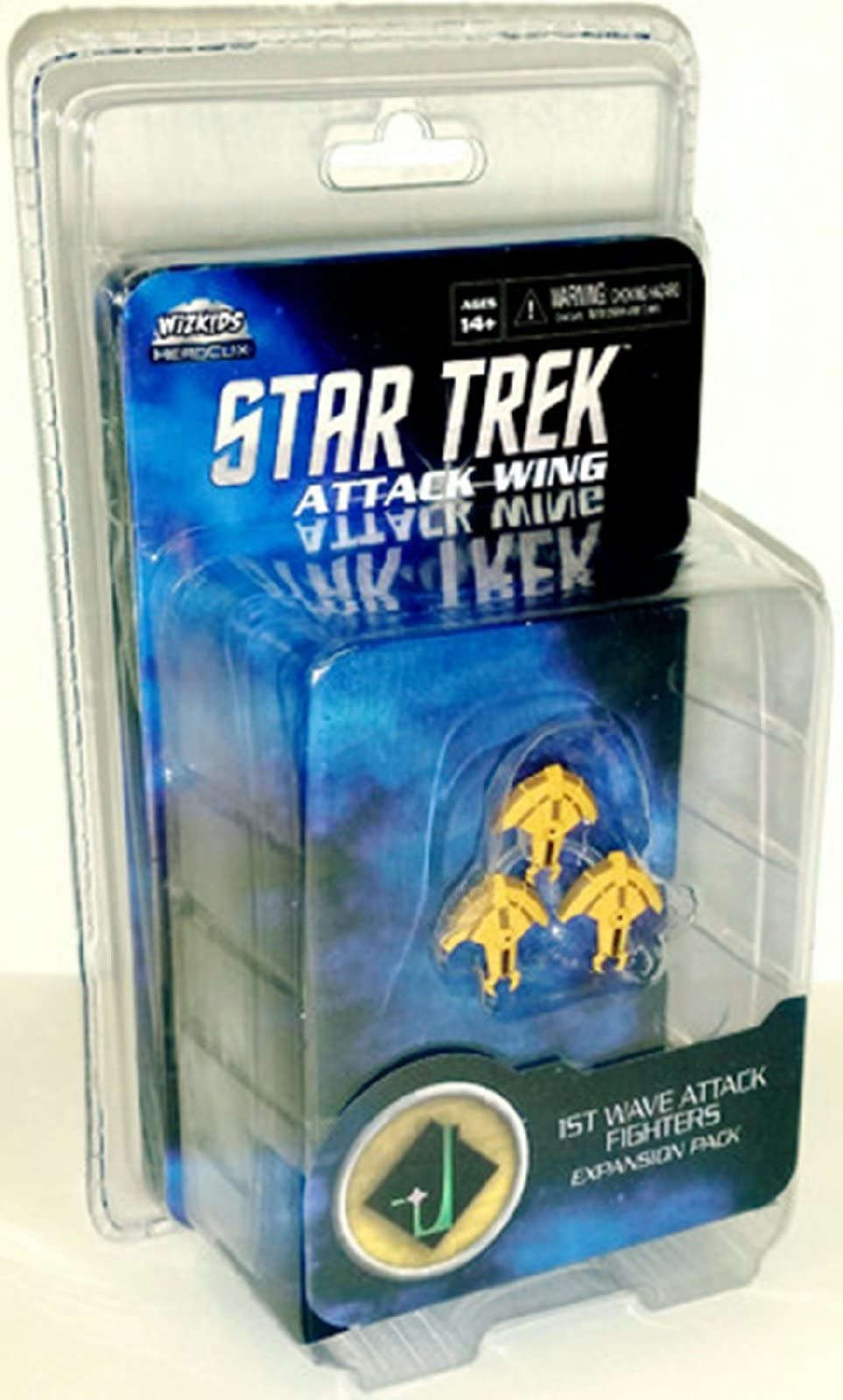 Star Trek Attack Wing Wave 11 Fighter Squadron 6 Expansion Pack WizKids Games