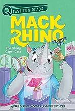 The Candy Caper Case: Mack Rhino, Private Eye 2 (QUIX)