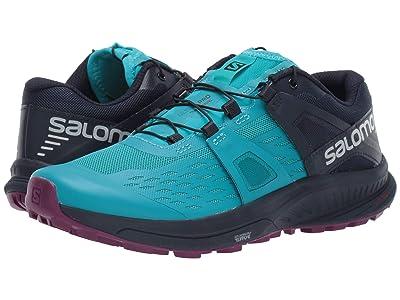 Salomon Ultra Pro (Tile Blue/Navy Blazer/Dark Purple) Women
