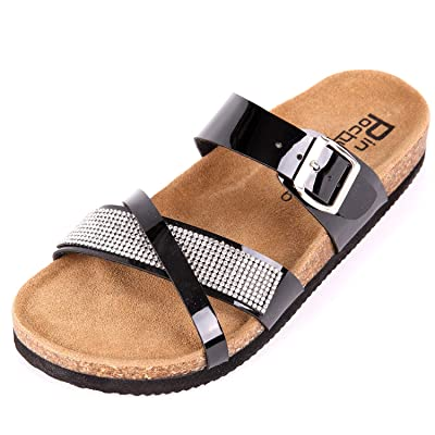 Pinpochyaw Womens Mayari Sandals Summer Leather...