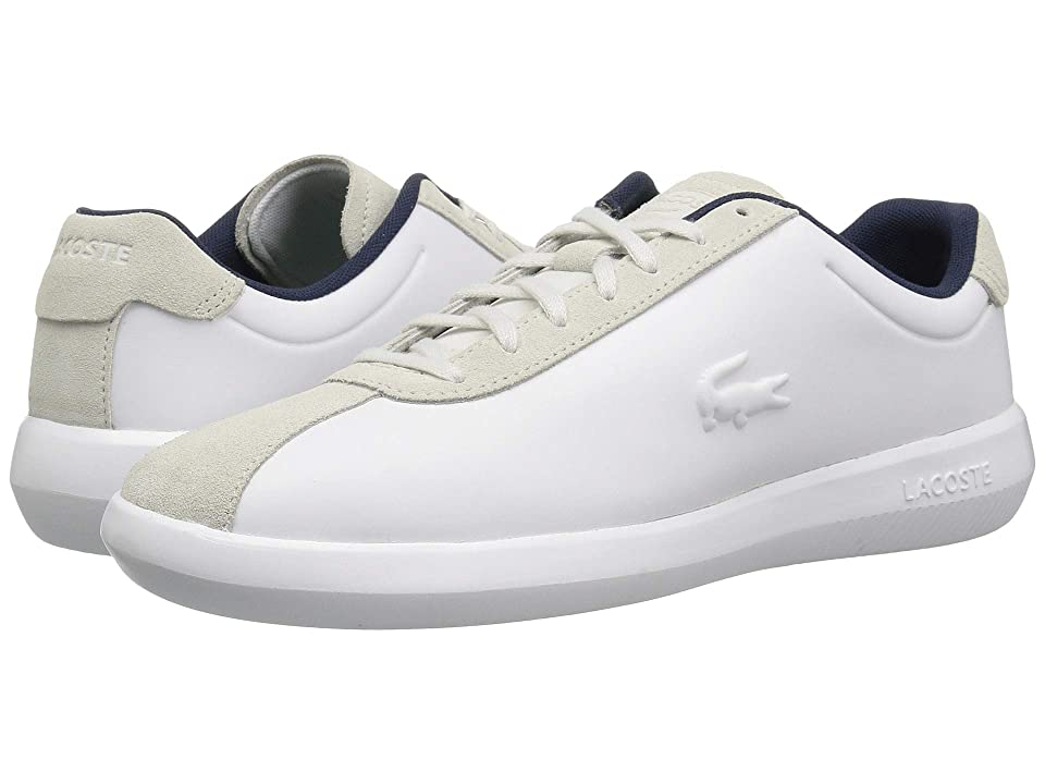 Lacoste Avance 318 2 (White/Off-White) Men