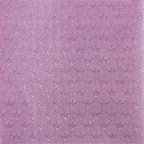 Diseño faltpapiere, Ornament de diseño, 10x 10cm, 100hojas de papel, lila | para diferentes técnicas plegable, Origami, papel para manualidades, DIY, arte, artesanía