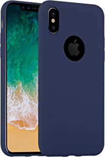 iPhone X 果冻 *蓝