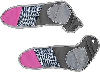 Ta Sport Ankle/Wrist Weight, Pink/Gray, 2 x 0.25 Kg