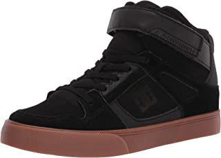 Kid's Pure High Top EV Skate Shoes with Ankle Strap and...