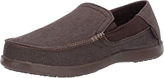 Men's Santa Cruz 2 Luxe Slip-On Loafer, Espresso/Walnut, 13 M US
