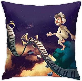 "HALAZANA Adam Brett Jack Evan Ryan Joshua Pillow Covers Cushion Cases (18"" x 18"")"