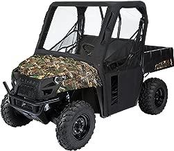 Classic Accessories 18-117-010401-0 UTV Cabin Enclosure (Ranger Mid Black)
