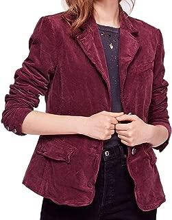 Women Mulberry Small Byron Corduroy Blazer Jacket