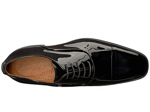 Bal BlackBlack BlackBurnished Patent Matteo BrandyCastanga Formal Massimo qwTv4t1
