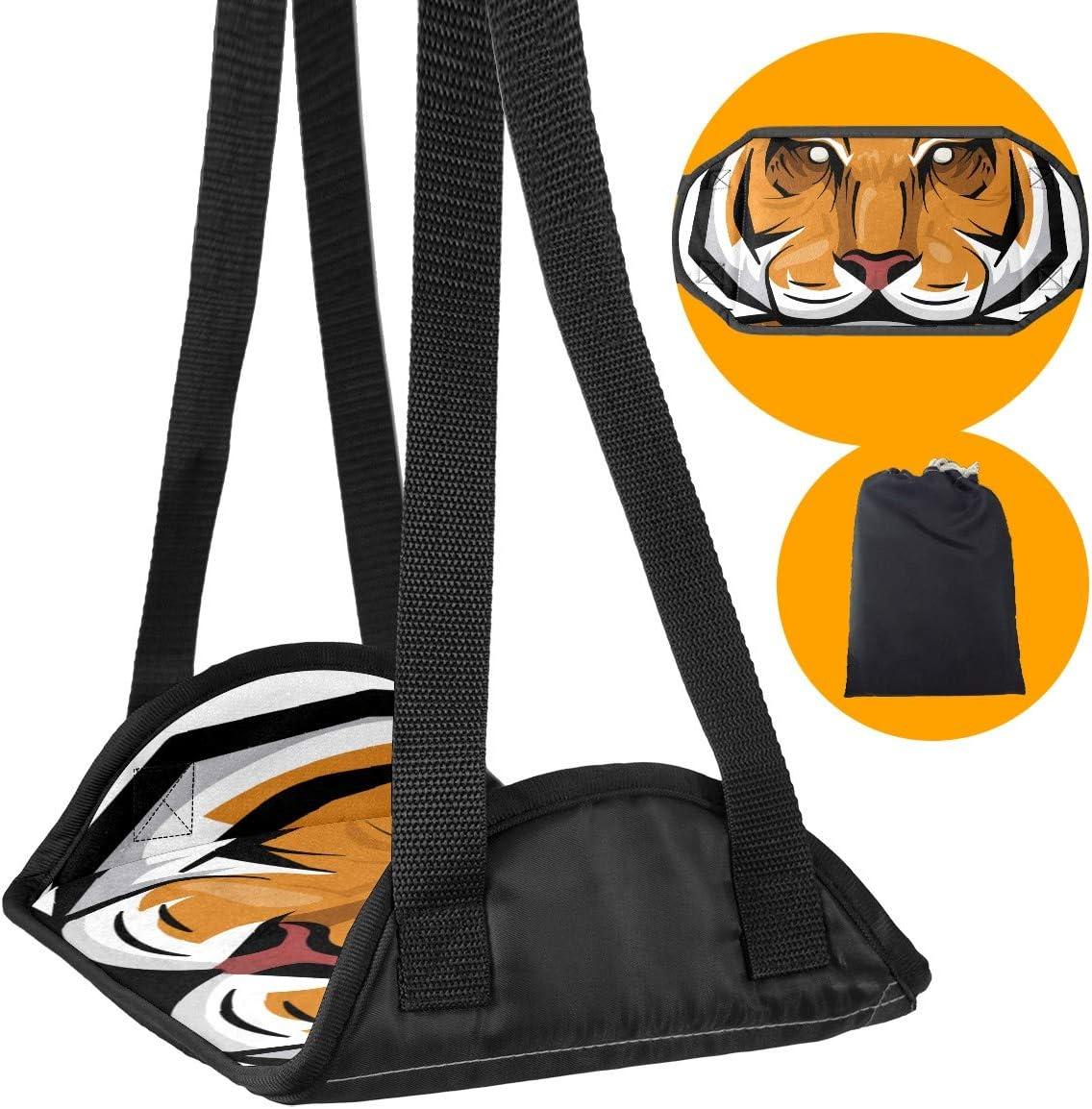 Foot Hammock Desk Footrest Comfy Hanger Portable Mesa Mall Adjustable