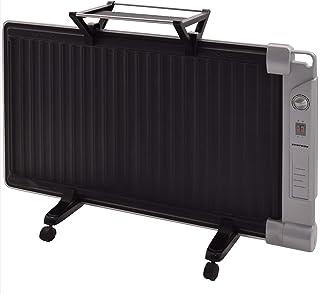 Syntrox Germany GH-2400W - WT Hybrid calefactor con tendedero radiador infrarrojo y de aceite en un calefactor de infrarrojos