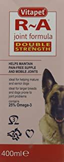 Vita Pet Products Vitapet R-A Joint Formula (Double Strength 1.2 Litre) Daily Supplementation for Dog