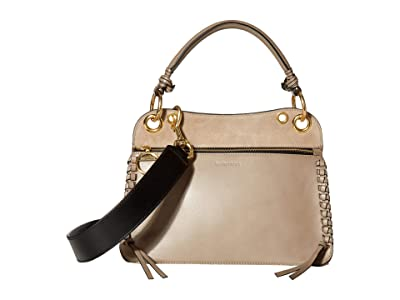 See by Chloe Tilda Shoulder Bag (Motty Grey) Handbags