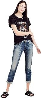 Women's Cameron Slim Boyfriend Jeans, Distillery Wash