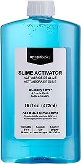 AmazonBasics Slime Activator Borax Solution, 16-oz
