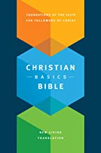 Christian Basics Bible NLT (Softcover)