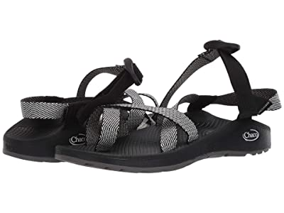 Chaco Z/Cloud 2 (Excite Black/White) Women