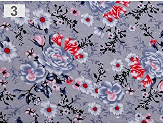 1m Lightgrey Viscose Jersey, Dress Fabric, and Polyester, Fabrics