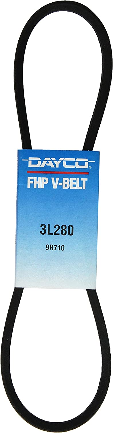 Dayco Japan Maker New Now free shipping 3L280 V-Belts