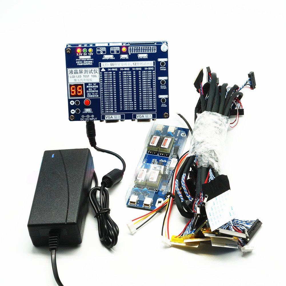 Comprobador de panel, LED pantalla LCD probador herramienta para ...