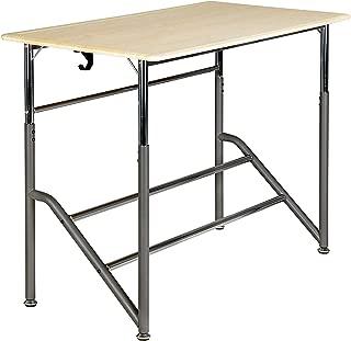 VARIDESK Education – Stand2Learn Desk for Two 5-12 – Adjustable Height Active Student Standing Desk