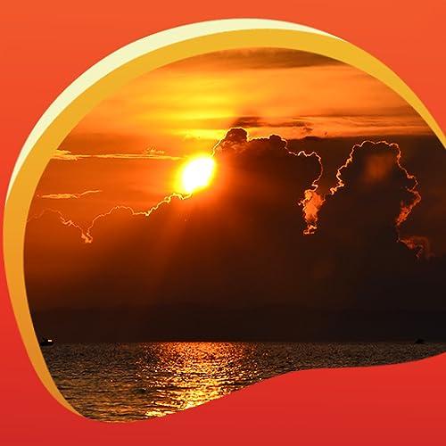 Crimson Sunset Live Wallpapers