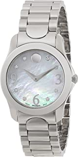 Women's 0606696 Moda Stainless Steel Watch